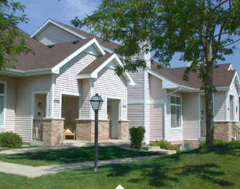 Manchester Place Townhomes for Rent Madison WI