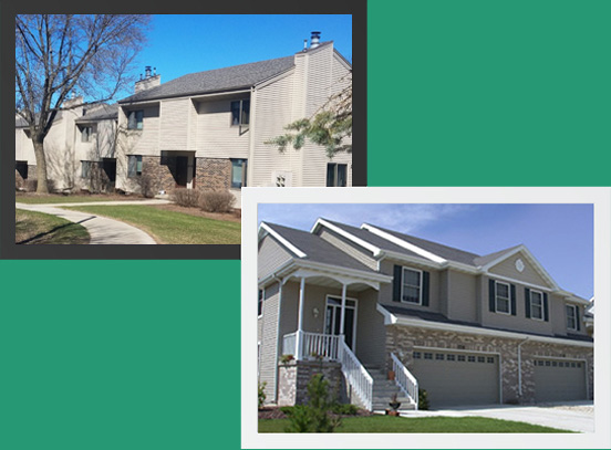 Townhomes for Rent in Madison Wisconsin